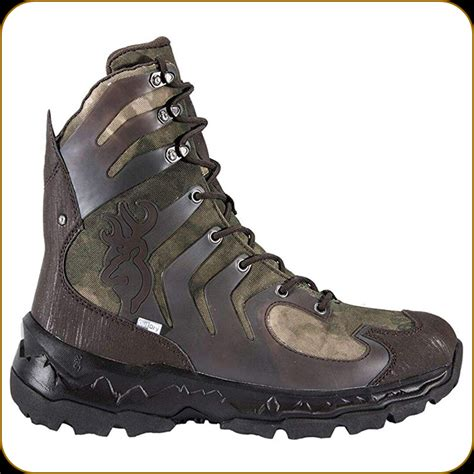 Buck Shadow Hunting Boots, A-Tacs FG, Uninsulated, 10