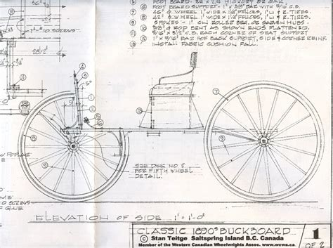 Buckboard Wagon Plans Free