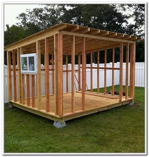 Budget-Shed-Plans