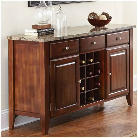 Buffet Table Cabinets