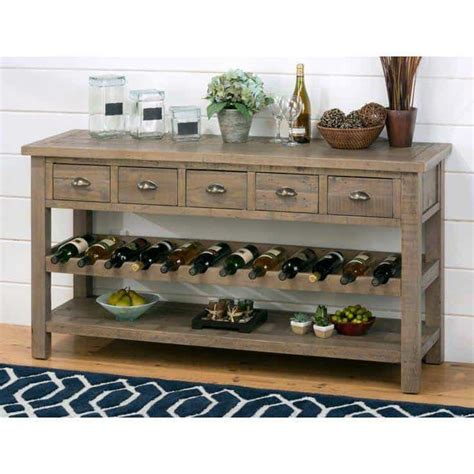 Buffet With Wine Racks Large Size Of Storage Organizer Table Rack Wall Furniture