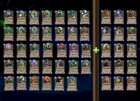 Build A Beast Hearthstone Deck Builds