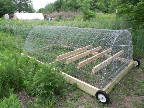 Build A Chicken Tractor