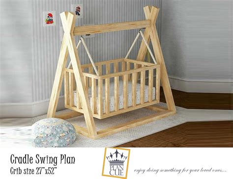 Build A Crib With Outdoor Woodwork Plans