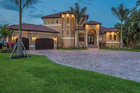 Build A House In Cape Coral Florida