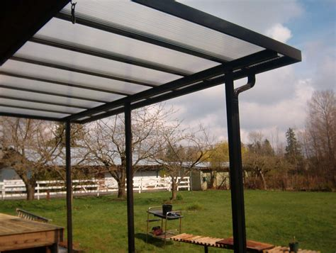 Build A Lower Deck Diy Awnings