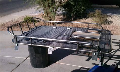 Build A Roof Rack