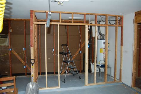 Build A Room In A Garage