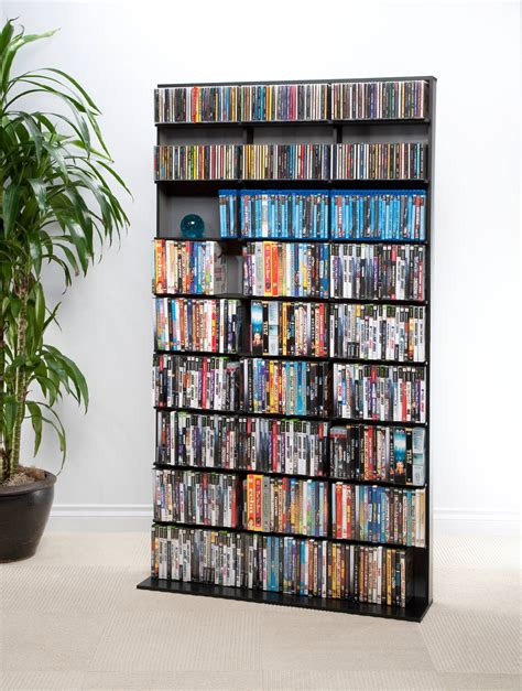 Build A Shelf Dvd Storage