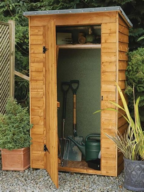 Build A Small Tool Shed