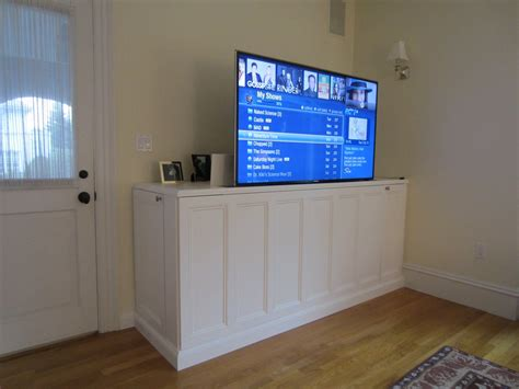 Build A Tv Cabinet