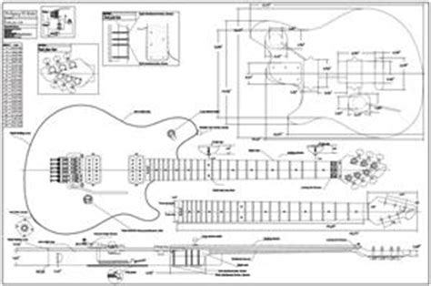 Build A Wolfgang Guitar Plans