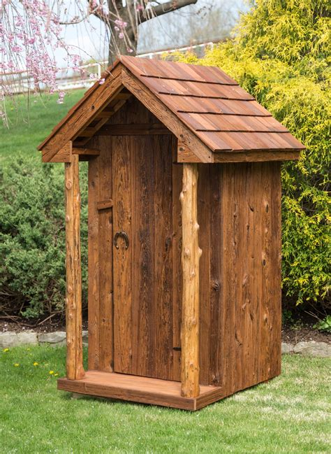 Build An Outhouse Tool Shed