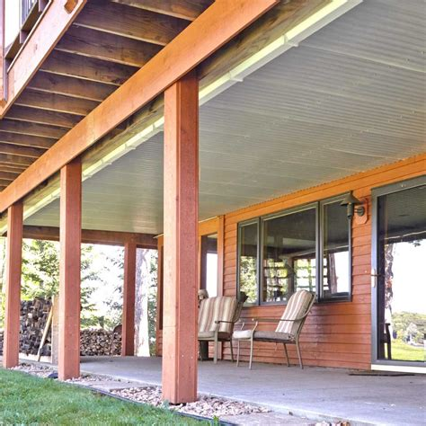 Build An Overhang On Our Deck Down Under Gift