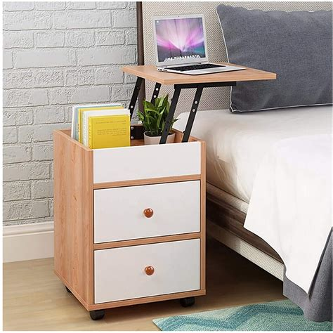 Build Bedside Table With Drawers