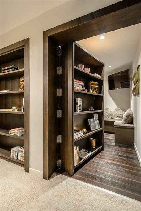 Build Bookcase On Door