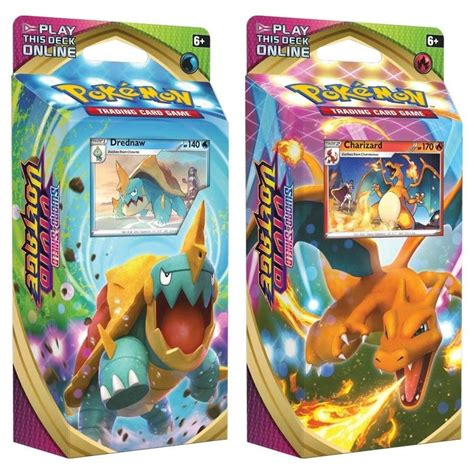 Build Deck Pokemon Trading Card Game