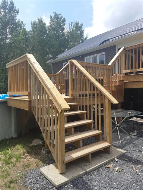Build Decking Handrail