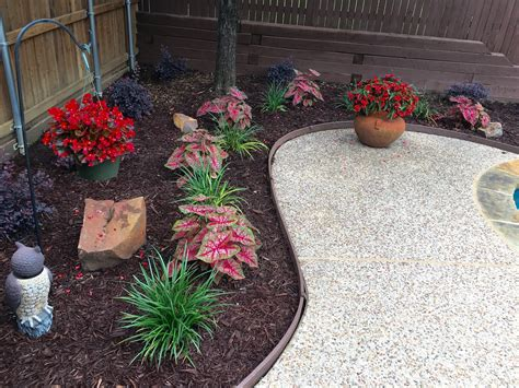 Build Flower Bed Border