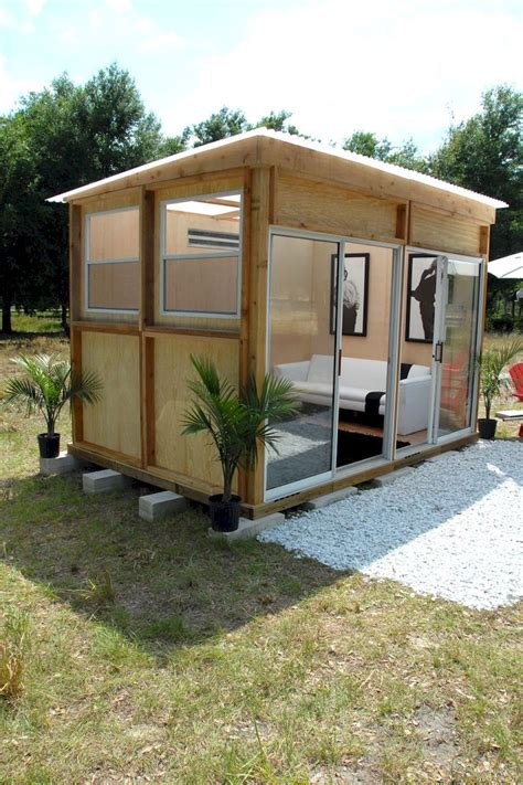 Build It Yourself Garden Shed