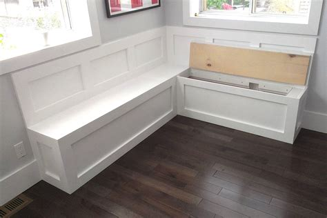 Build Kitchen Table Bench Seat