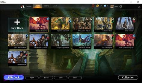 Build My Deck For Me Mtg Arena