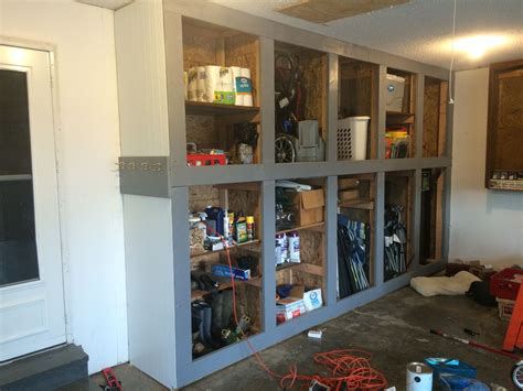 Build My Own Garage Cabinets