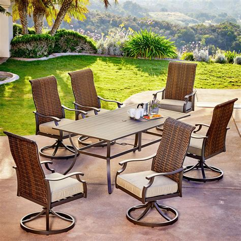 Build Outdoor Dining Set