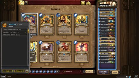 Build Paladin Deck Hearthpwn Top