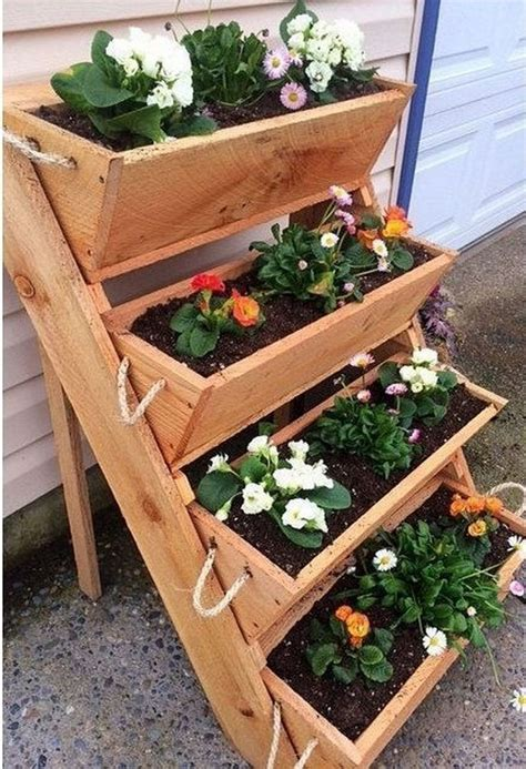 Build Planter Diy Wood Easy Crafts