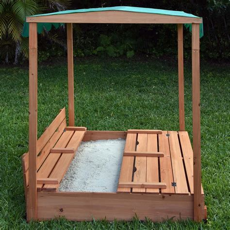 Build Sandbox Cover Seats