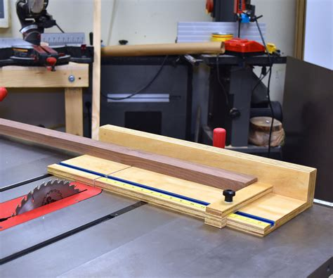Build Table Saw Crosscut Sled