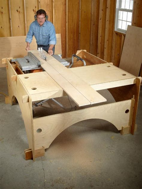 Build Table Saw Table