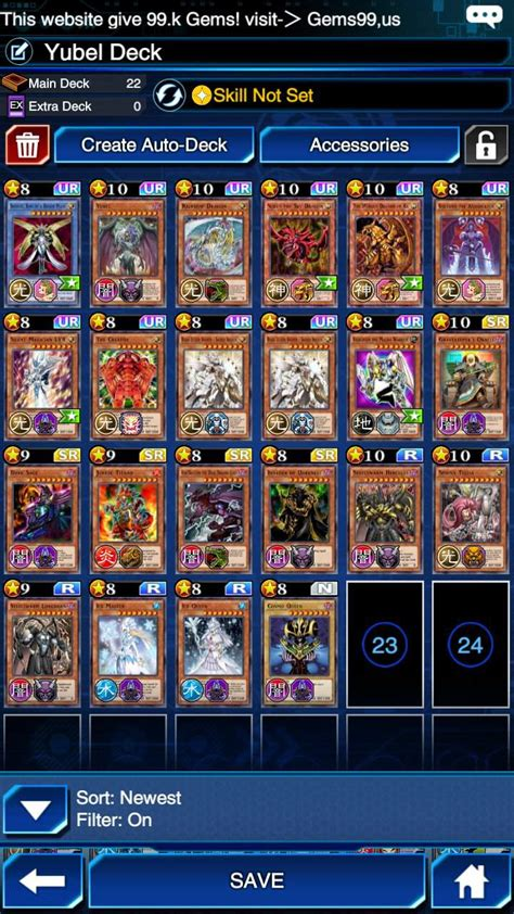 Build The Best Yu Gi Oh Deck Ever