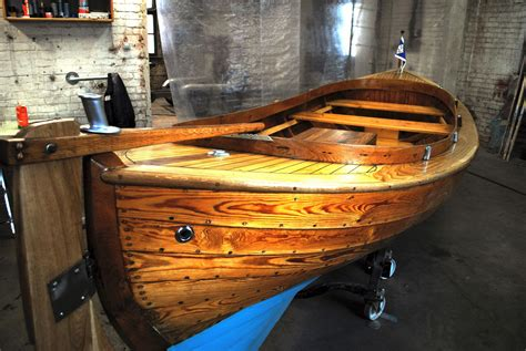 Build Wood Canoe