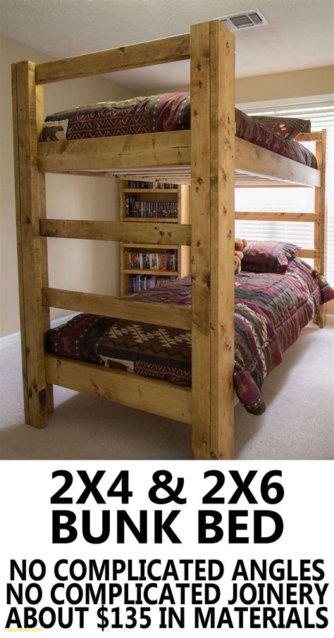 Build Your Own Bunk Beds Diy