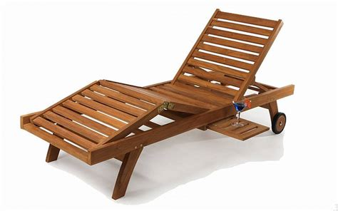 Build Your Own Chaise Lounge Chair