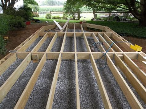 Build Your Own Decking Area