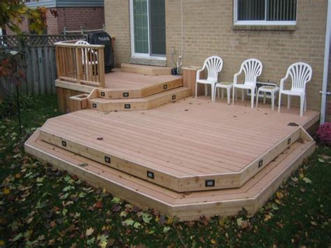 Build Your Own Decking Plans Diy