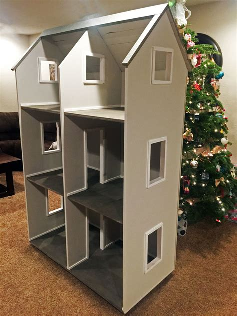 Build Your Own Dollhouse Plans