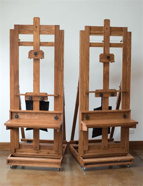Build Your Own Easel Plans Painting
