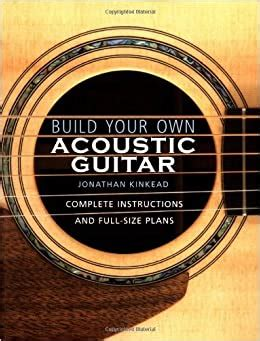 Build Your Own Electric Guitar Complete Instructions And Full size Plans
