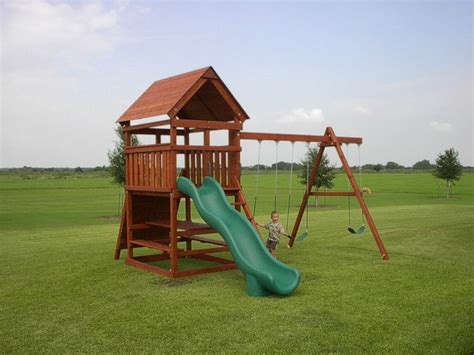 Build Your Own Playground Equipment Plans Free