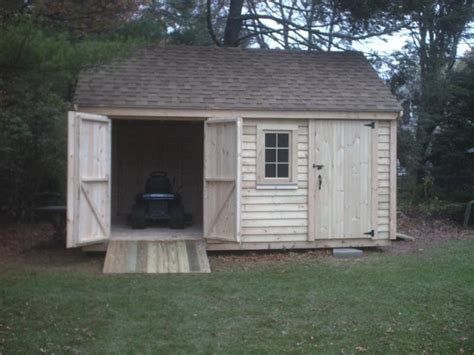Build Your Own Shed Material List