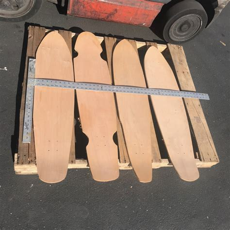 Build Your Own Skateboard Deck Kits