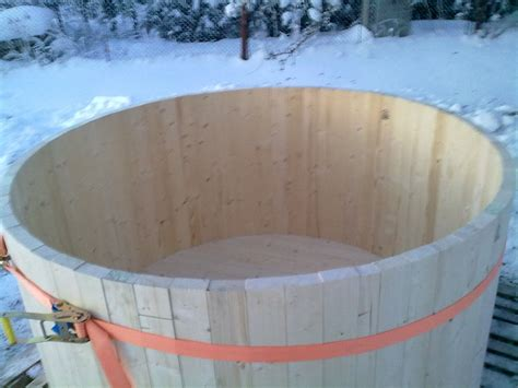 Build Your Own Wood Hot Tub Plans