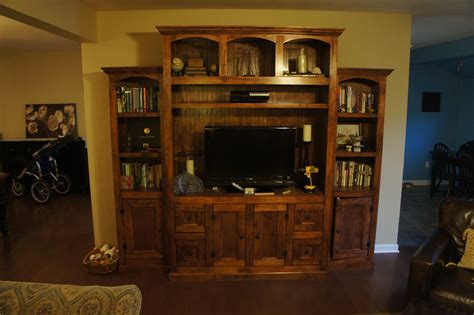 Build it yourself entertainment center Image