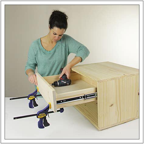 Build-A-Drawer-Slide