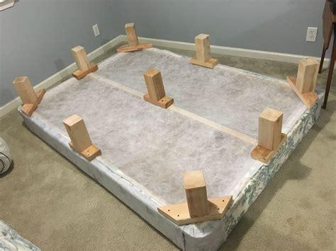 Build-Box-Spring-Diy
