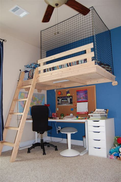 Build-Loft-Bed-Diy